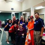 RST employees and friends show support for their favorite football teams!
